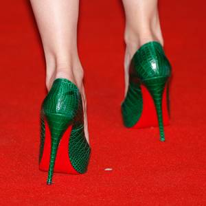 High Heels auf dem Red Carpet