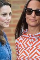 Herzogin Catherine, Pippa Middleton