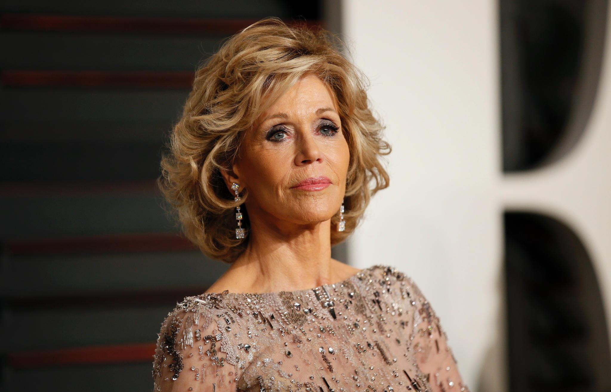 Jane Fonda Sie wurde als Kind vergewaltigt