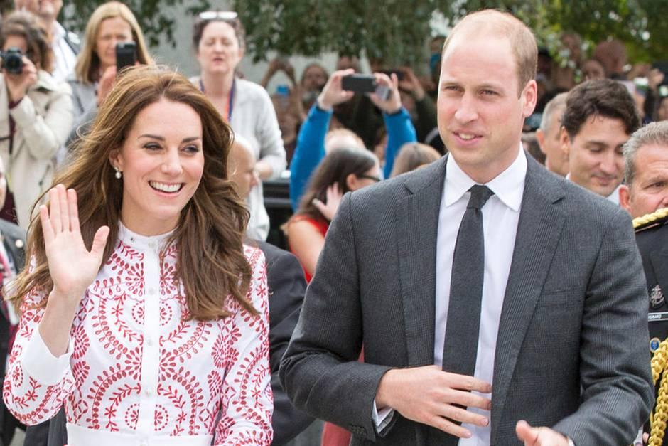 Der Sommer ist gerettet: Die Royals kommen