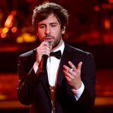 Max Giesinger performed bei der Goldenen Kamera.