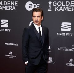 Colin Farrell verleiht der Show internationales Flair.