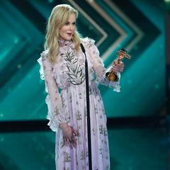 """""""Beste Schauspielerin International"""" ist Nicole Kidman."""