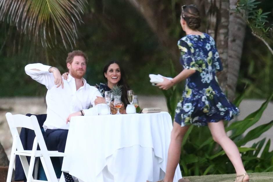 Prinz Harry Meghan Markle Details Zu Ihrem Romantik