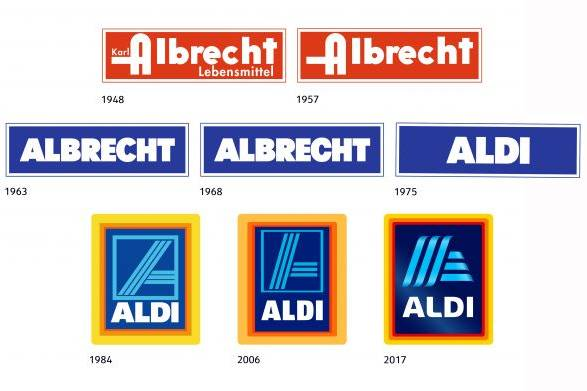 aldi s d modernisierungsprozess bringt neues logo. Black Bedroom Furniture Sets. Home Design Ideas