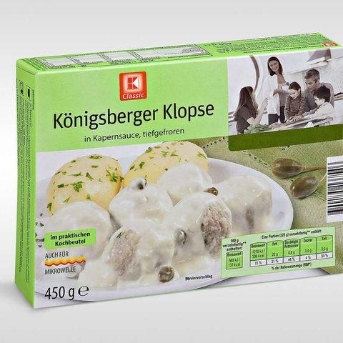 K-Classic Königsberger Klopse