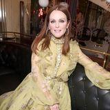 """Gastgeberin der""""Brasserie L'Oréal Paris"""" und wie immer wunderschön: Julianne Moore"""