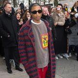 Pharrell Williams ist auch mit von der Partie.