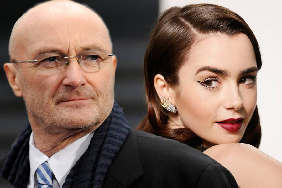 Phil Collins Tochter
