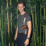 "Tom Hiddleston brilliert im neuen Blockbuster ""Kong: Skull Island"": Das Wachsmuseum ""Madame Tussauds"" in New York hat dafür extra eine Wachsfigur anfertigen lassen."
