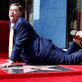 10. März 2017  Schauspieler John Goodman wird mit einem einem Stern auf dem Walk of Fame geehrt und präsentiert sich dabei wie immer als ein echter Spaßvogel.