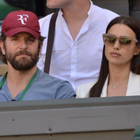 Bradley Cooper + Irina Shayk