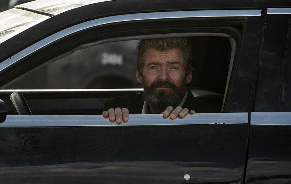 13. März 2017  Der Augenblick, wenn man in der Limousine vergessen wird und man sehnsüchtig aus dem Fenster blickt. Geschehen einem Hollywoodstar wie Hugh Jackman.