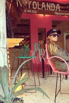 14. März 2017  So sieht Erholung für Paris Hilton aus. Erst gibt es Tacos und im Anschluss wird in einer mexikanischen Bar in Tulum gechillt.