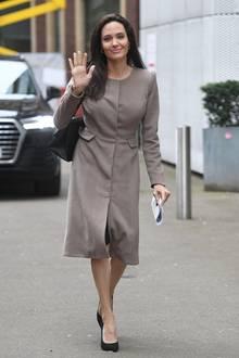Angelina Jolie am 14. März 2017 in London