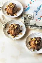 Schokoladen-Espresso-Panna-Cotta