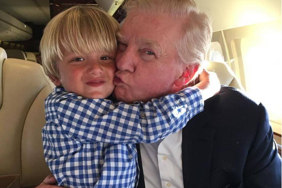 Trump Großvater