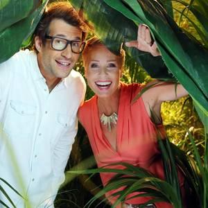 Beständige Größen beim Dschungelcamp: Daniel Hartwich und Sonja Zietlow