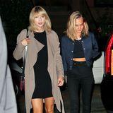 Taylor Swift und Cara Delevingne  Und wieder hat ein Model die Sängerin als Konkurrentin...