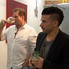 Hanka Rackwitz, Jens Büchner und Marc Terenzi