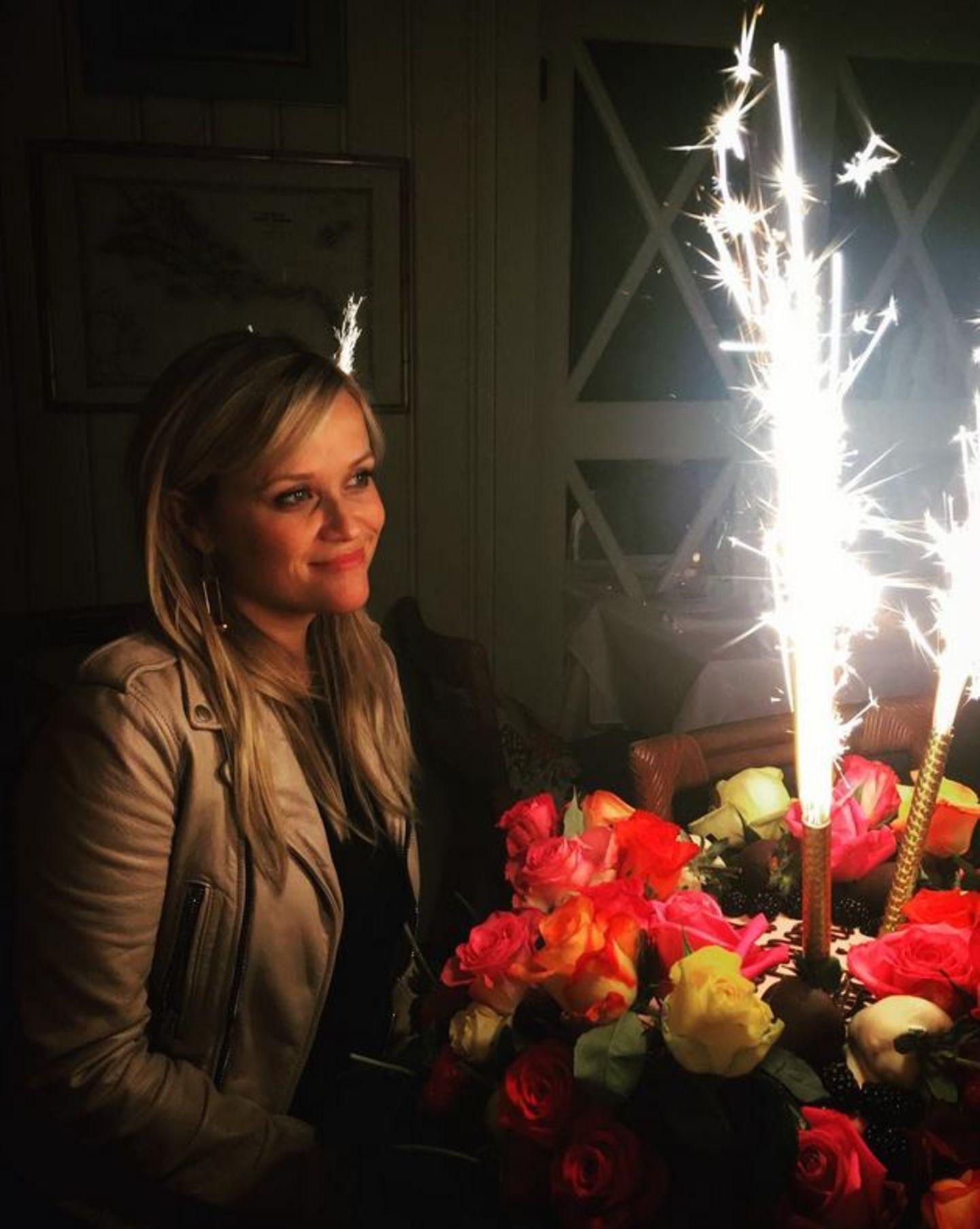 22. März 2017  Für Ava Phillippe ist ihre Mutter Reese Witherspoon gleichzeitig auch ihre beste Freundin. Zum Geburtstag gibt es daher eine Torte und einen liebevollen Post bei Instagram.