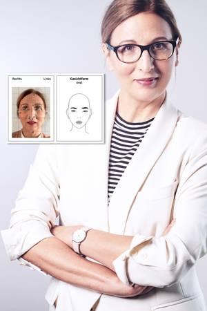 Macht viel Spaßund Friseure glücklich:Gesichtsvermessung mit ausführlicher Analyse über www.sastre.company/ gesichtsvermessung, Kosten: 29,90 Euro
