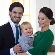 Prinz Carl Philip, Prinz Alexander, Prinzessin Sofia