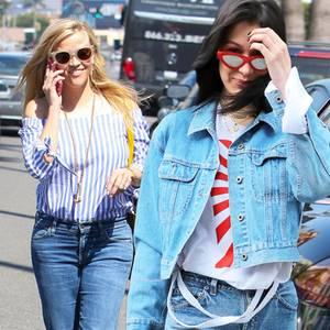 Style-Zoom: Jeans-Looks für den Frühling