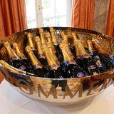 Prickelnd durchs Wochenende: Der Champagner von Pommery versüßt den Gästen des GALA SPA AWARDS die Tage in Baden-Baden.