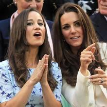 Schwester im Style-Duell: Herzogin Catherine vs. Pippa Middleton