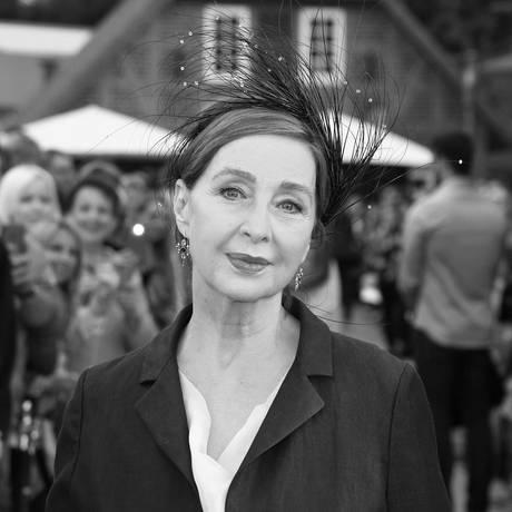 28. März 2017: Christine Kaumann (72 Jahre)  Die Schauspielerin erlag in der Nacht zum Dienstag ihrem Blutkrebsleiden.