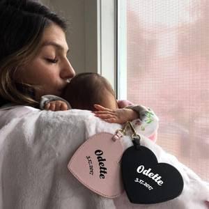 """17. März 2017  Genevieve Cortese und """"Supernatural""""-Star Jared Padalecki freuen sich über ihr drittes Kind. Bitte heißt Odette auf der Welt willkommen - postet der Schauspieler."""