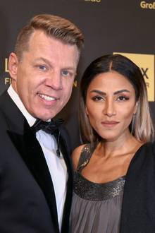 Axel Kahn und Sabrina Setlur