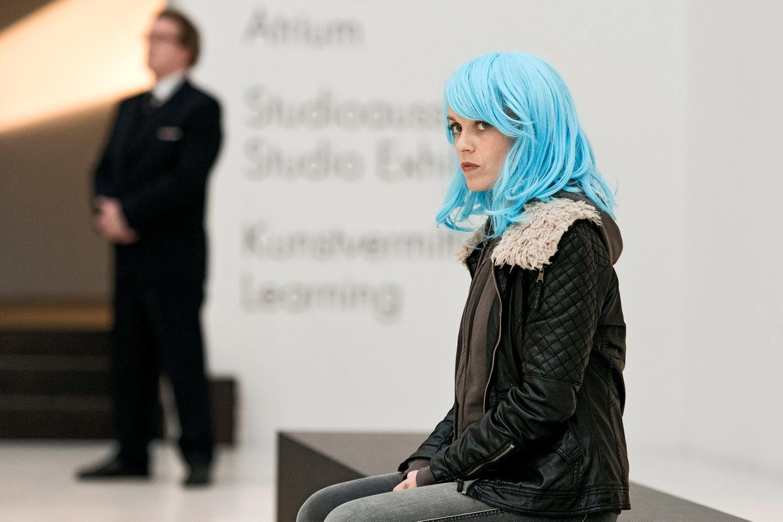 "Janina Fautz im ""Tatort: Fangschuss"""