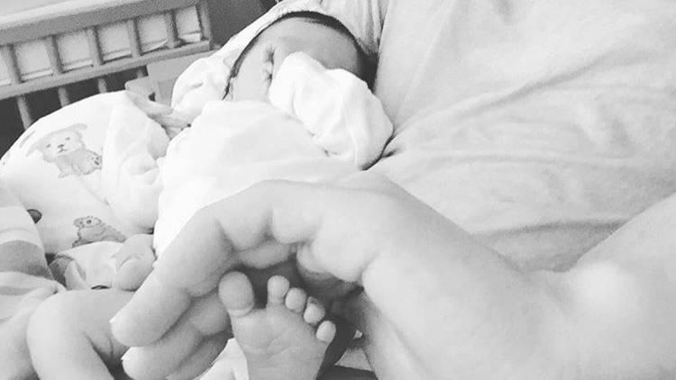 Babyglück für Isabell Horn