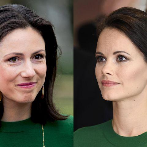 Prinzessin Viktoria von Bourbon-Parma und Prinzessin Sofia sind unter den Royals definitiv die brünetten Schönheiten.