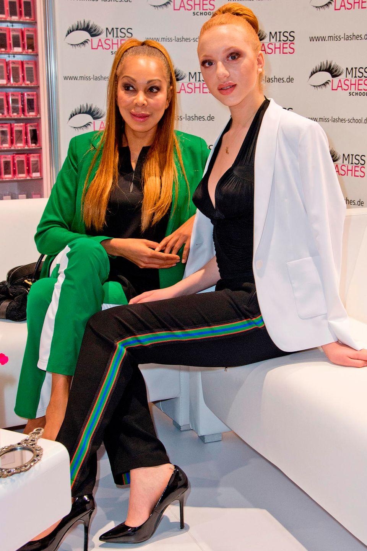 Angela + Anna Ermakova