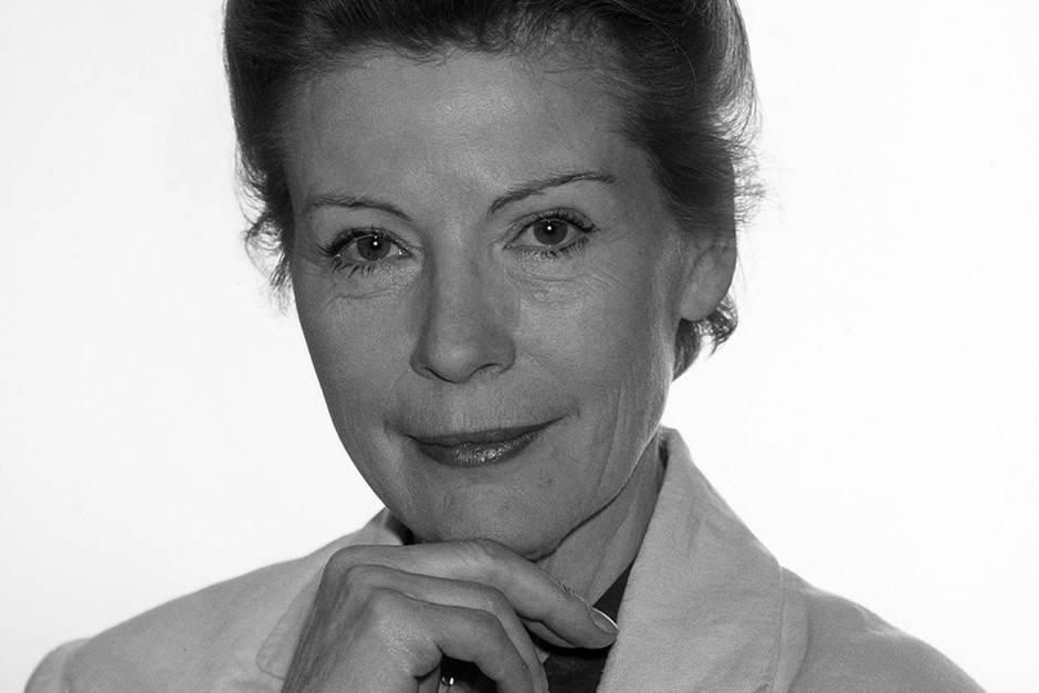 Schauspielerin Renate Schroeter ist tot