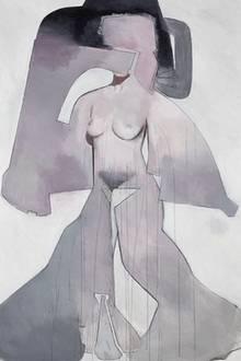 Vito Schnabel über das Bild: Love this painting  Richard Prince 2015