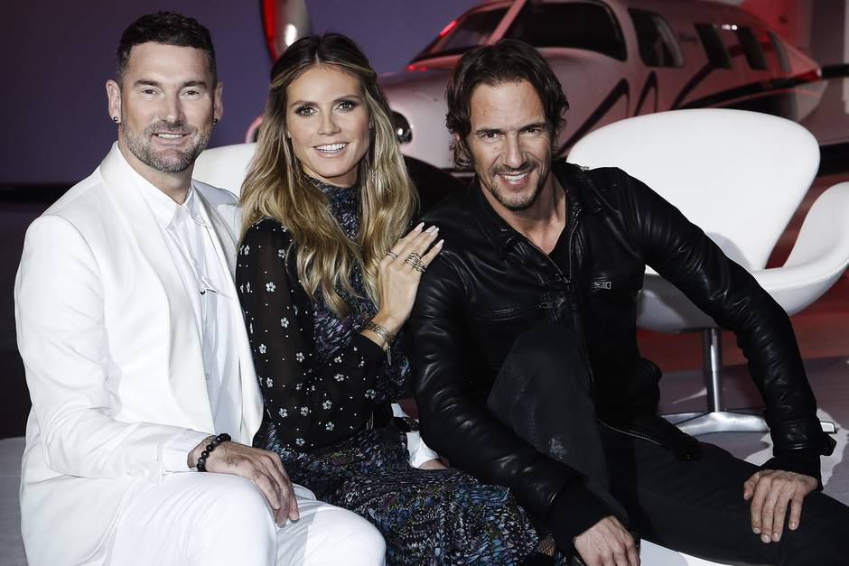 Germanys Next Topmodel Soraya Ist Raus Galade