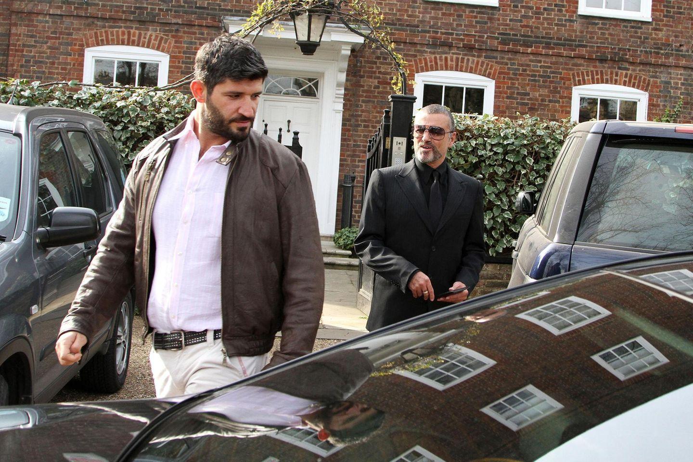 Fadi Fawaz + George Michael (†)