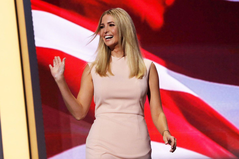 Ivanka Trump kann sich über ein erfolgreiches Geschäftsjahr freuen