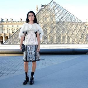 Star-Auflauf im Pariser Louvre: Louis Vuitton launcht exklusive Kollektion