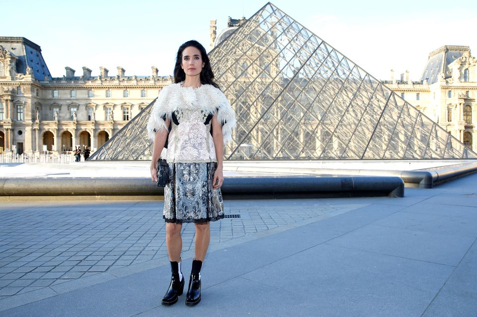 Star-Auflauf im Pariser Louvre: Louis Vuitton launcht exklusive Kollektion