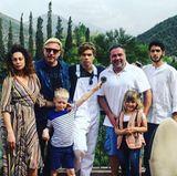 14. April 2017  Familie Becker verbringt einen wundervollen Tag mit Freunden in den Bergen von Marokko.