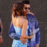 Selena Gomez turtelt mit ihrem Liebsten The Weeknd.