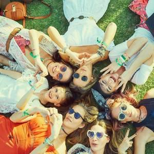Coachella 2017 : Stars feiern das Hippie-Festival