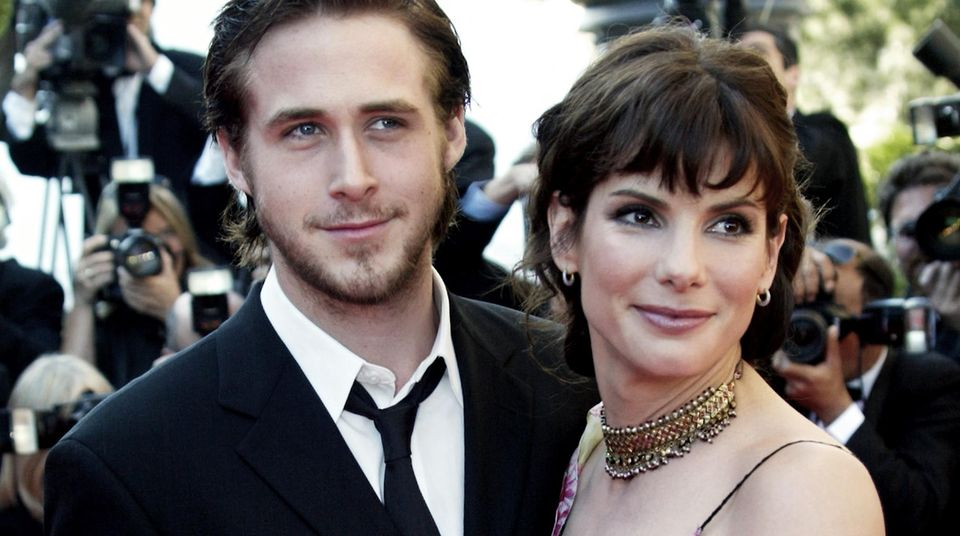 Ryan Gosling und Sandra Bullock