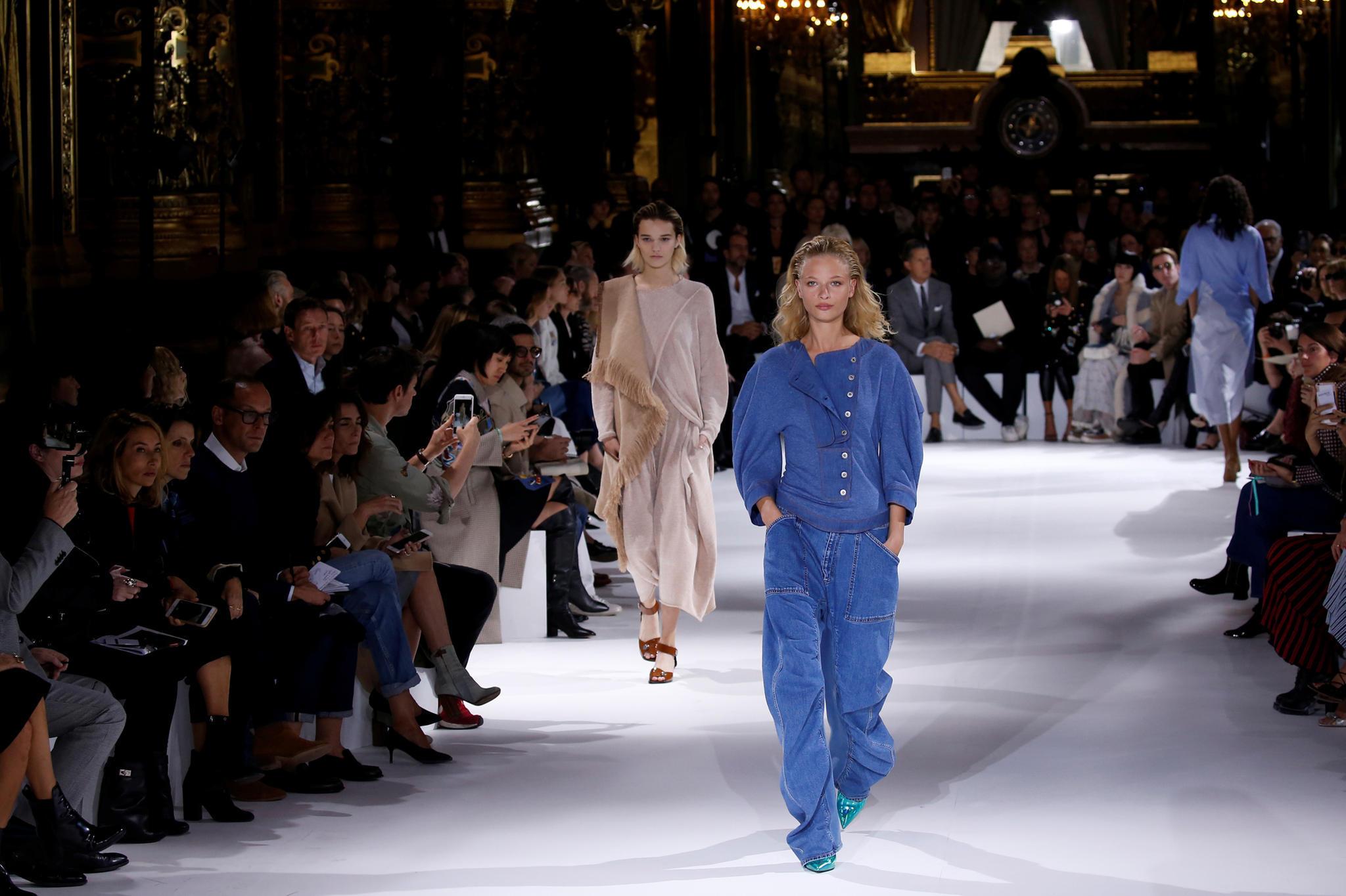 Jeans-Look bei Stella McCartney