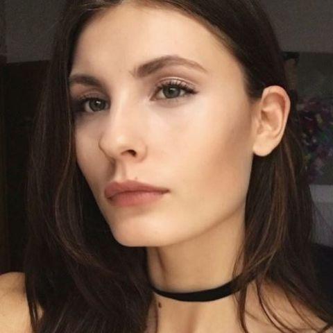 Topmodel-Kandidatin Romina